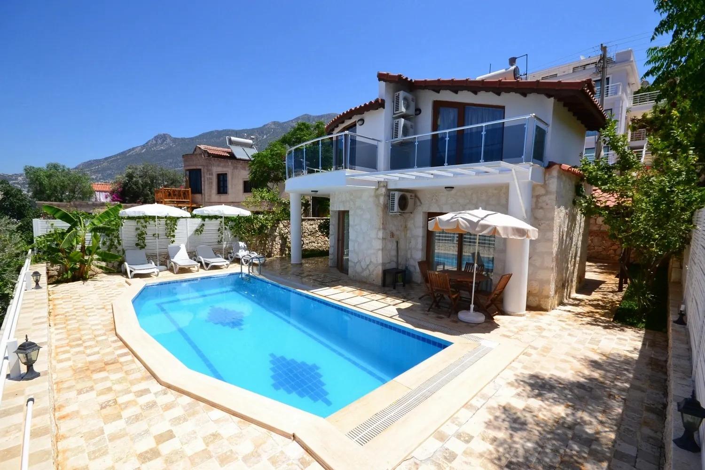 Sea View Luxury Villa In Kalkan, Turkey
